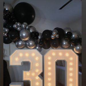 Number Marquees for Sale in Corona, CA