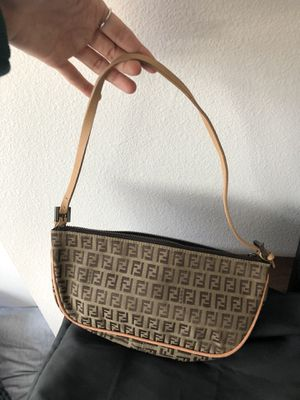 Fendi Zucca Bag 90s Vintage for Sale in San Diego, CA