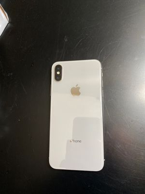 iPhone X 64gbs for Sale in Sacramento, CA