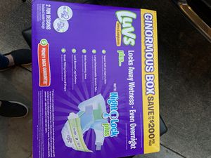 Diapers size 2 - 228 new unopened box for Sale in Monroe, WA