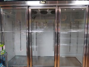 LEADER Stainless Steel Comercial Grade Refrigerator for Sale in Brooklyn, NY