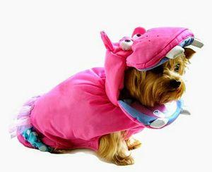 Pink Hippopotamus Doggie Dress/Costume for Sale in Mechanicsville, VA