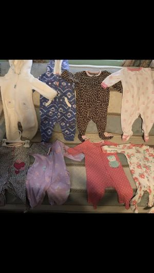 Baby girl clothes for Sale in Seattle, WA