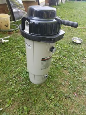 Hayward ec45 de pool filter for Sale in Strongsville, OH