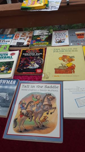 Books for Sale in Manassas, VA