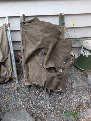 Vintage antique Boyscout backpacks for Sale in Tacoma, WA