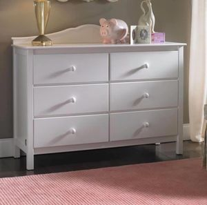 Fisher price 6 drawer dresser for Sale in Queens, NY