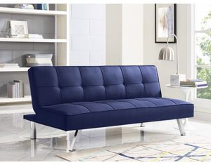 BLUE Futon for Sale in Reedley, CA
