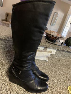 Black women's boots for Sale in Cumming, GA