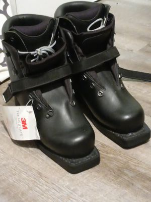 Alico made in Italy black snow boots for Sale in Denver, CO