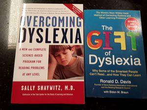 Dyslexia self help books for Sale in Lexington, KY