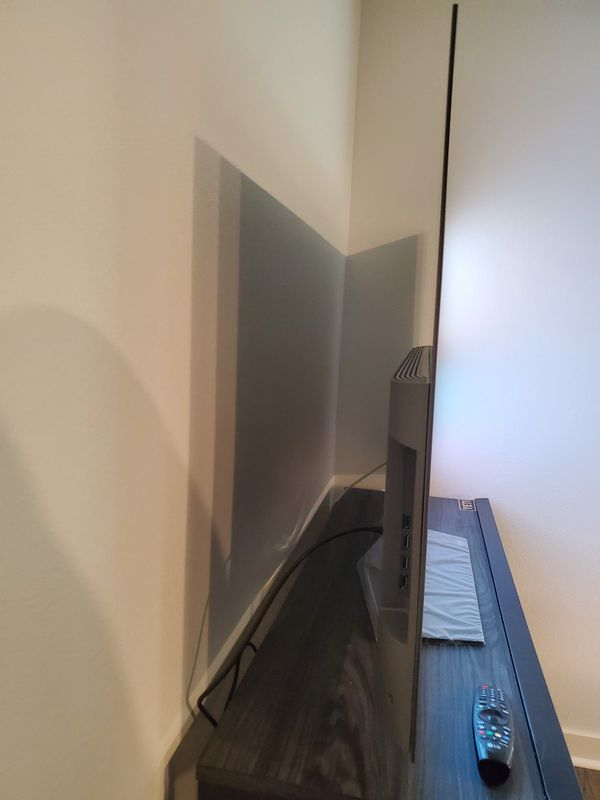 LG OLED SMAR TV 55inch flat-screen