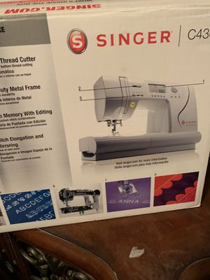 Singer C430 New!! for Sale in Dallas, TX