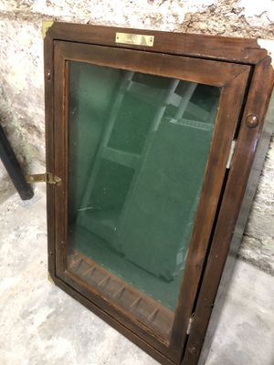 Display cabinets. Great for flea markets. for Sale in Indianapolis, IN