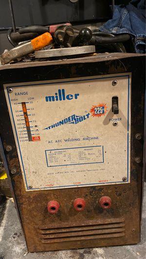 Miller welder for Sale in Haworth, NJ