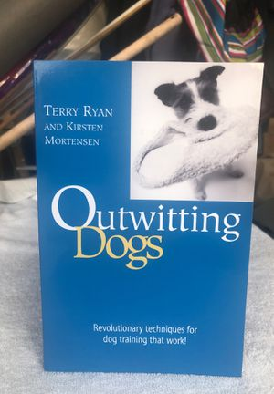 Outwitting Dogs - Training Techniques for Sale in Littleton, CO