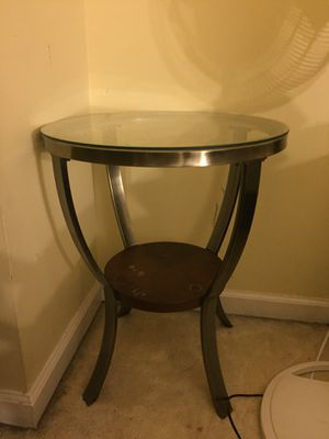 Glass table for Sale in Lithonia, GA
