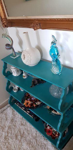 3 shelf cabinet for Sale in Las Vegas, NV