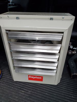 Dayton 277v heater for Sale in Sioux City, IA