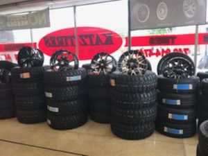 wheels and tires for Sale in Columbus, OH