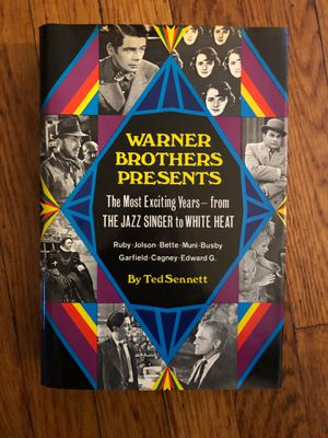 The Warner Bro's Presents ...book by Ted Sennett for Sale in Linden, NJ