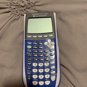 TI-84 Calculator for Sale in Orland Park, IL