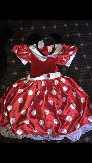 Minnie mouse costume for Sale in Las Vegas, NV