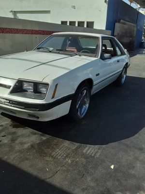1984 Mustang Gt 5.0 for Sale in Huntington Park, CA