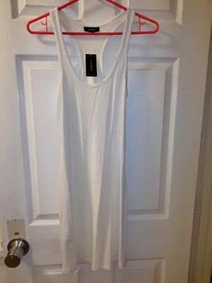 NWT express white tank top dress for Sale in Vallejo, CA