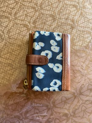 Authentic Fossil Wallet for Sale in Chandler, AZ