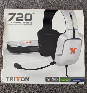 Like New Tritton Gaming Headset for Sale in Riverdale, GA