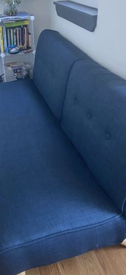 Blue couch for sale!! for Sale in The Bronx,  NY