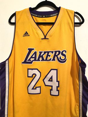 Kobe Bryant Adidas XL 24 Official NBA Jersey for Sale in Los Angeles, CA