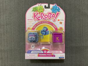 Kuroba PONYKALE, LAVAPOP, FROZACORN, DOLPHICONDA & PRACTICE CUBE for Sale in Portland, OR