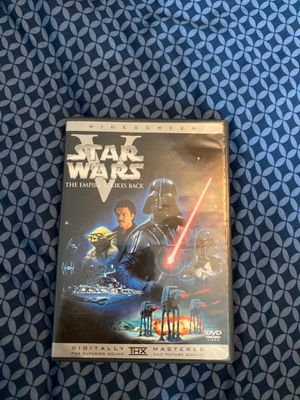 Star Wars the Empire strikes back DVD video for Sale in Orlando, FL
