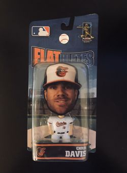 """Chris Davis Baltimore Orioles MLB Baseball Flathletes 5"""" Action Figure Toy Forever Collectibles - BRAND NEW! for Sale in Citrus Heights,  CA"""