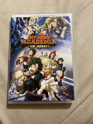 My hero academia two hero's movie for Sale in San Bernardino, CA