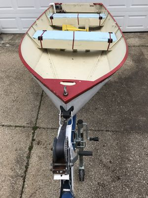 10 feet Aluminum boat for Sale in Cleveland, OH