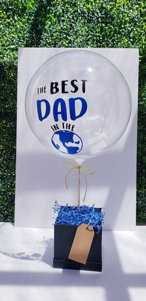 Father's Day Gifts / Personalized Balloons/ Balloons for Sale in Las Vegas, NV