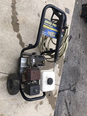 Honda 2600 psi pressure washer for Sale in Harmony, PA