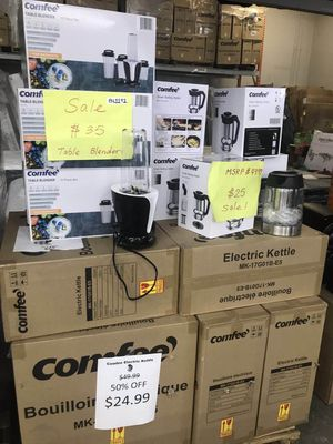 Comfee Table Blender for Sale in Chino Hills, CA