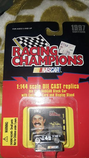 Kyle Petty Nascar miniature 1:144 scale,new for Sale in Las Cruces, NM