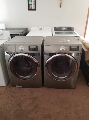 Samsung washer and dryer for Sale in Baltimore, MD