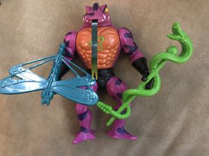 Vintage He-Man MOTU Tung Lashor Lizard Tongue Issue Action Figure for Sale in Broadview Heights, OH
