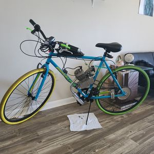 Gas Bike With Built In Motor for Sale in Orlando, FL