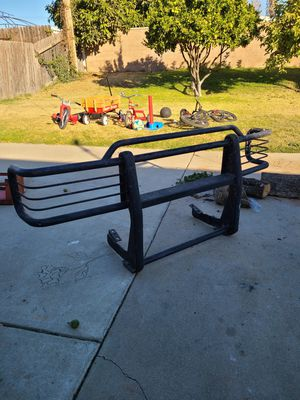 Front metal grill. Tumbaburros. For smaller truck. for Sale in Santa Maria, CA