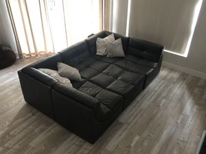 Zgallery cloud sectional couch for Sale in Hollywood, FL