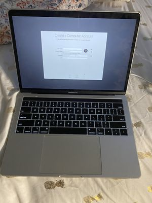 Apple -MacBook Pro 13'' for Sale in Charlotte, NC