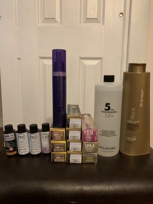 Professional Hair supplies for Sale in Bristol, CT