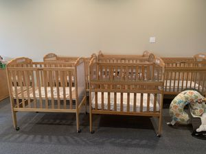 Next Gen Baby Crib by Foundation for Sale in Seattle, WA